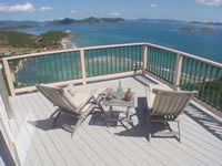 St. John accommodation tradewinds